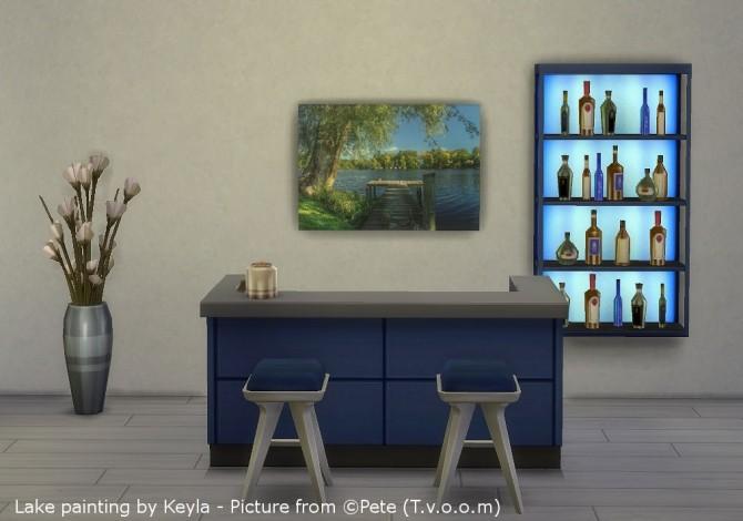 Sims 4 Petes Paintings at Keyla Sims