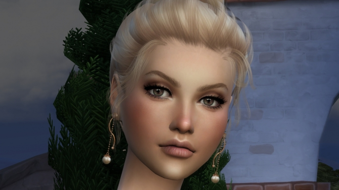 Teresa By Elena At Sims World By Denver 187 Sims 4 Updates