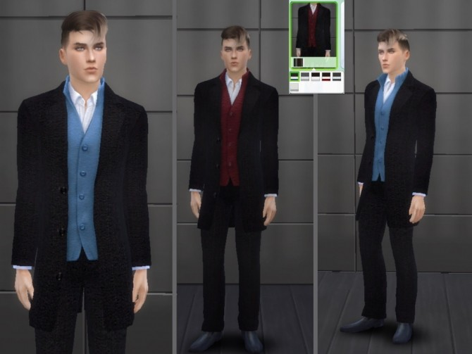 Suit for males at Tatyana Name image 756 670x503 Sims 4 Updates