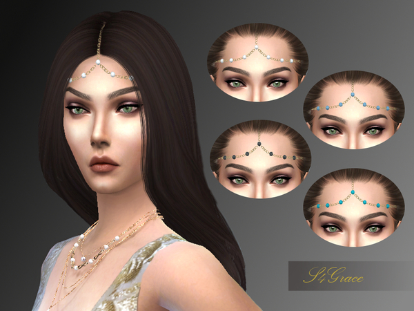 Head Jewelry By S4grace At Tsr 187 Sims 4 Updates
