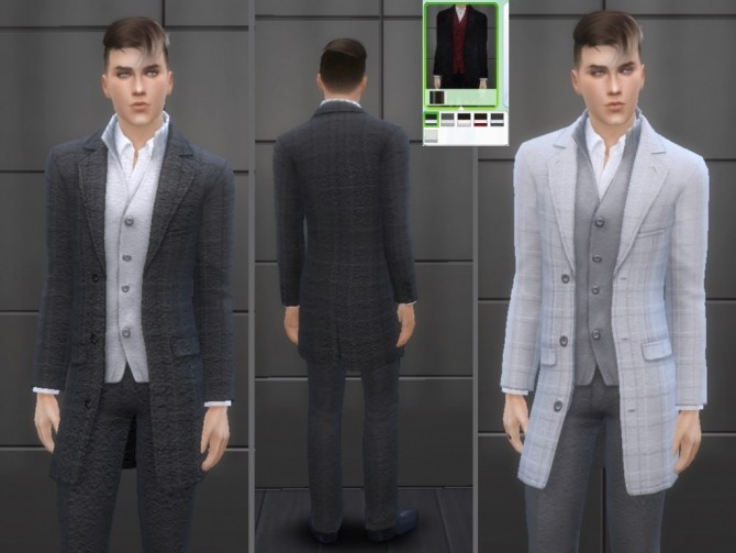 Suit for males at Tatyana Name image 766 670x503 Sims 4 Updates