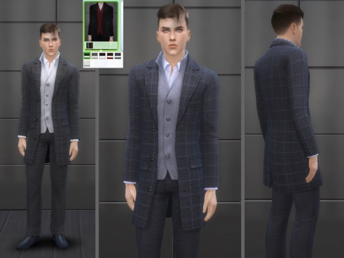Suit for males at Tatyana Name image 776 670x503 Sims 4 Updates