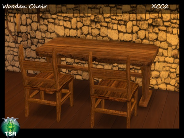 Sims 4 Medieval Set by XCC2 at TSR