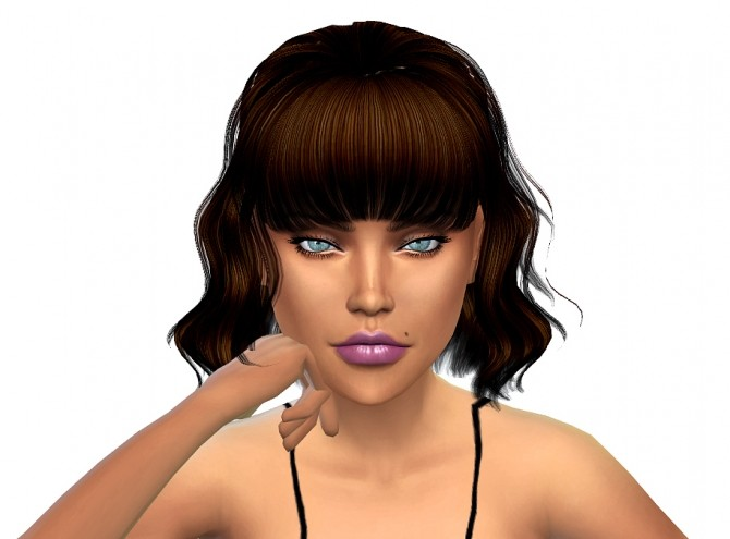 Sims 4 Evangeline at EnchantingEssence