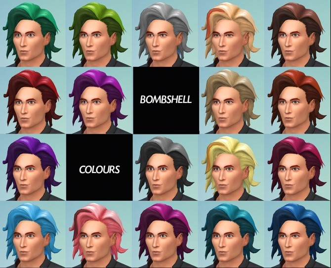6 Base Game Hairs Recoloured by Simmiller at Mod The Sims image 8119 670x542 Sims 4 Updates