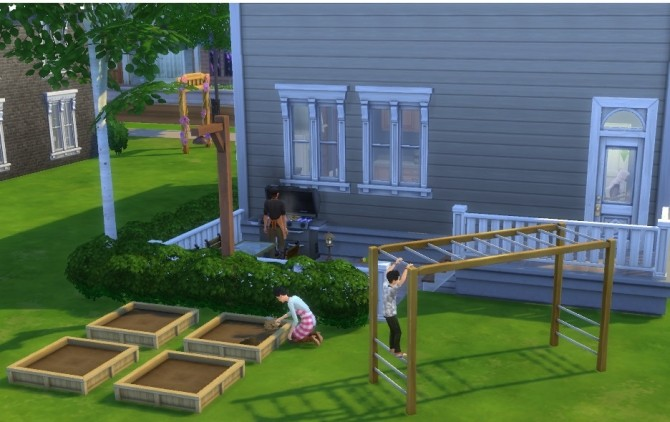 Sims 4 Cozy Family Home by Mettesims at Mod The Sims