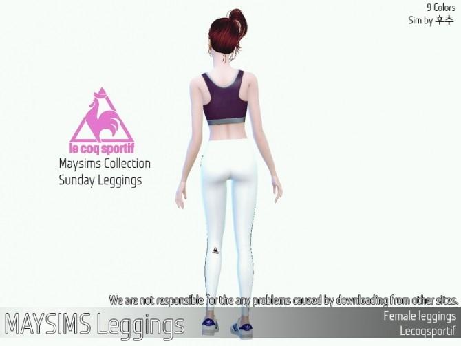 Sims 4 Leggings at May Sims