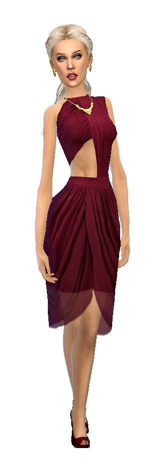 Sims 4 Sonya at EnchantingEssence
