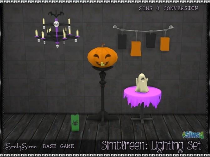 Simblreen Lighting Set at SrslySims image 938 670x503 Sims 4 Updates