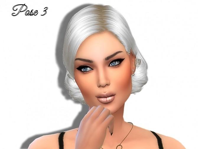 Venus 9 Poses set at BTB Sims – MartyP image 10218 670x503 Sims 4 Updates