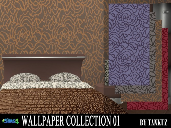 Wallpaper Collection 01 at Tankuz Sims4 image 1097 670x503 Sims 4 Updates