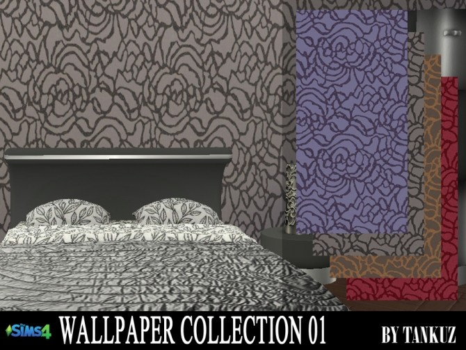 Wallpaper Collection 01 at Tankuz Sims4 image 11010 670x503 Sims 4 Updates