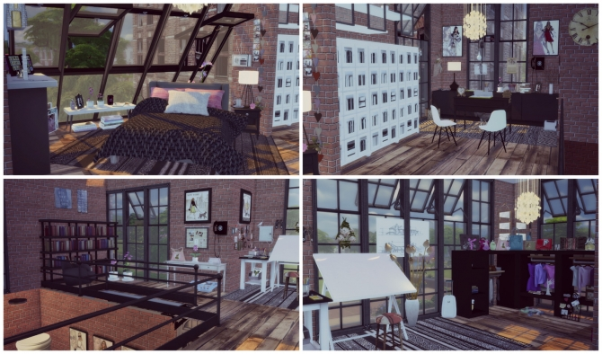 Apartment 187 Sims 4 Updates 187 Best Ts4 Cc Downloads