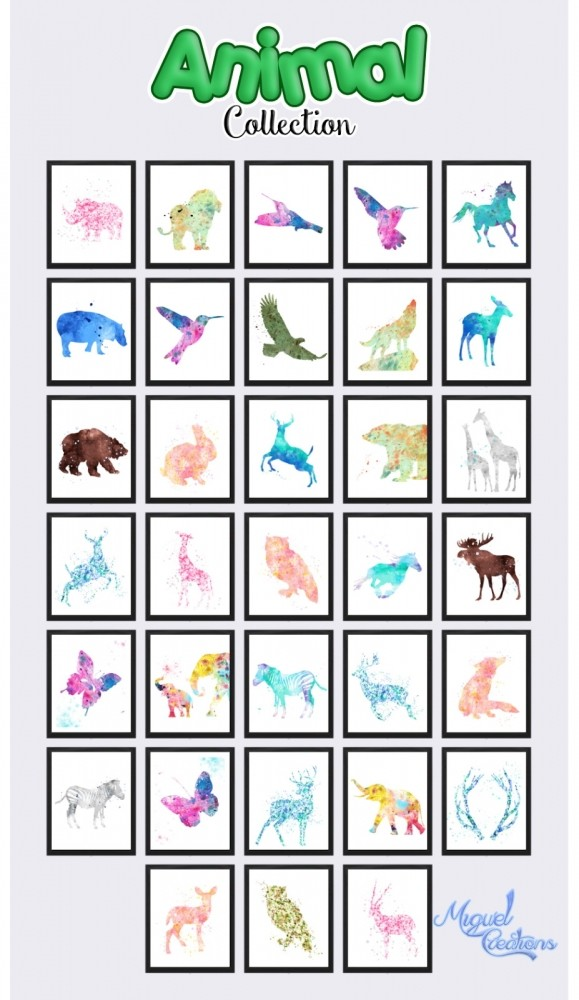 Animal Collection at Victor Miguel image 1146 579x1000 Sims 4 Updates