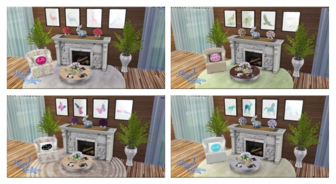 Animal Collection at Victor Miguel image 1157 670x368 Sims 4 Updates