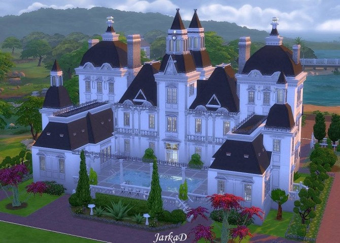 Victoria Mansion At Jarkad Sims 4 Blog 187 Sims 4 Updates
