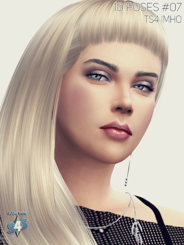 10 Female Poses #07 at IMHO Sims 4 image 1234 Sims 4 Updates
