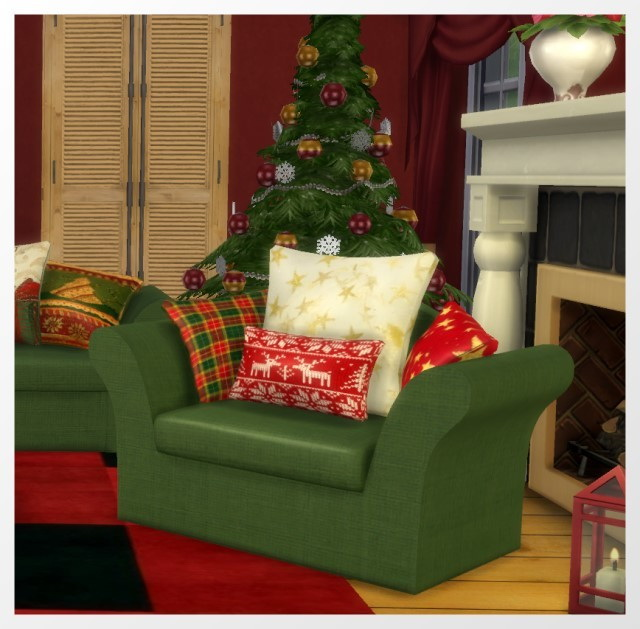 Christmas Room 2015 by Oldbox at All 4 Sims image 1265 Sims 4 Updates