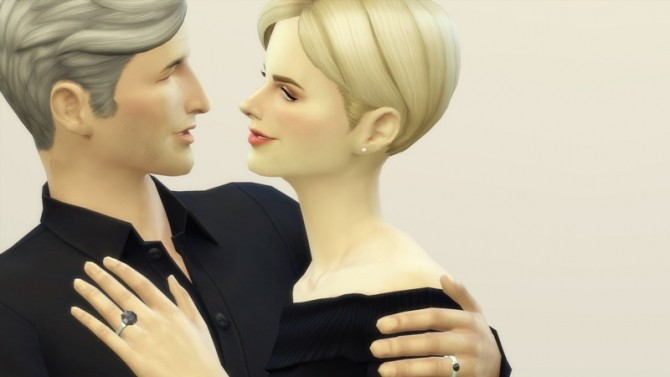Lovers8 poses at Rusty Nail image 1281 670x377 Sims 4 Updates