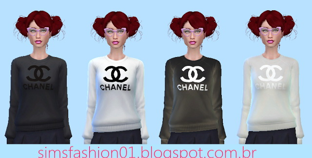 Sweater at Sims Fashion01 image 129 Sims 4 Updates
