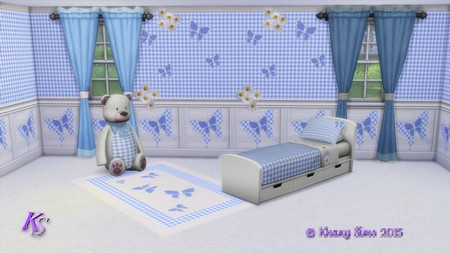 FARANDOLE bedroom by Guardgian at Khany Sims image 12911 Sims 4 Updates