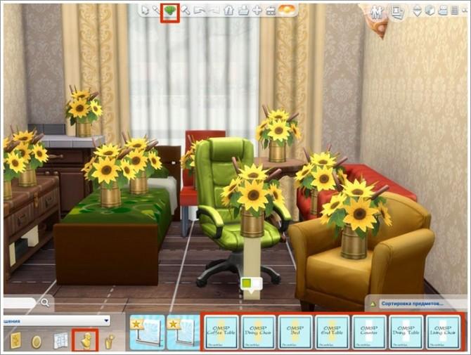 Sims 4 OMSP set at Sims by Severinka