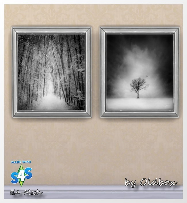 Christmas pictures by Oldbox at All 4 Sims image 1328 Sims 4 Updates