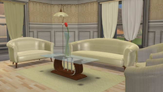 Modena Living set by Semiramide at The Sims Lover image 139 670x377 Sims 4 Updates