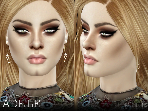 Adele by Pralinesims at TSR image 1412 Sims 4 Updates
