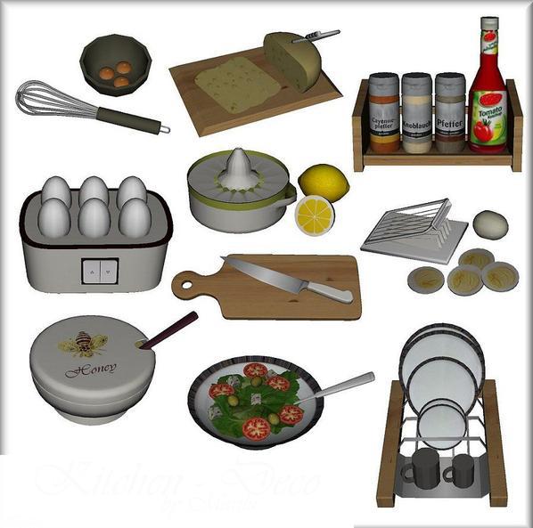 Sims Stuff 4 Kitchen: Newhairstylesformen2014.com