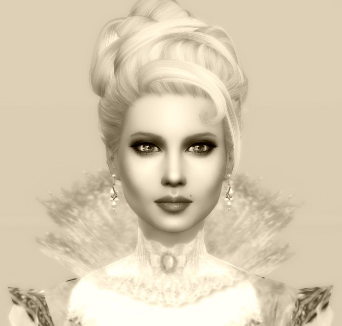 Valerie by Moni at ARDA image 1463 670x638 Sims 4 Updates