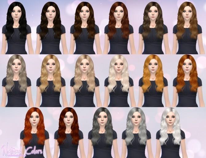 Cazy Raindrops Hair Retexture at Aveira Sims 4 image 1521 670x513 Sims 4 Updates