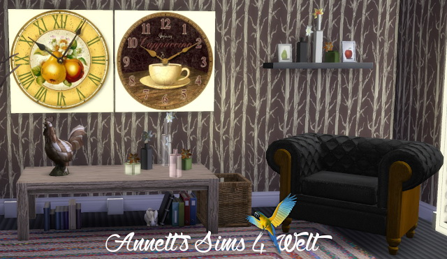Clocks Pictures Part 1 at Annett's Sims 4 Welt image 1542 Sims 4 Updates