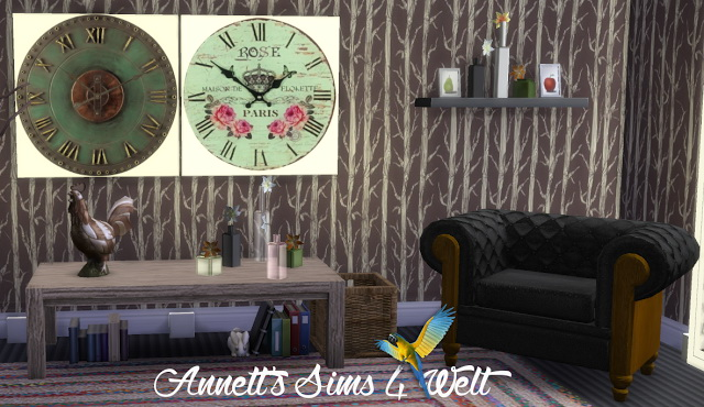 Clocks Pictures Part 1 at Annett's Sims 4 Welt image 1552 Sims 4 Updates