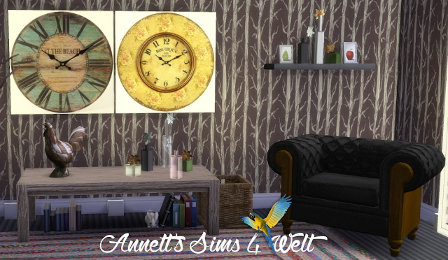 Clocks Pictures Part 1 at Annett's Sims 4 Welt image 1572 Sims 4 Updates