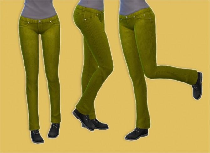 Sims 4 Manchester Jeans at Veranka