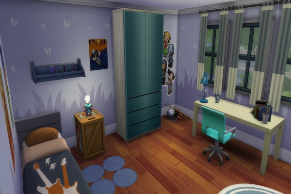 Vicky house by Commari at Blacky's Sims Zoo image 1632 Sims 4 Updates