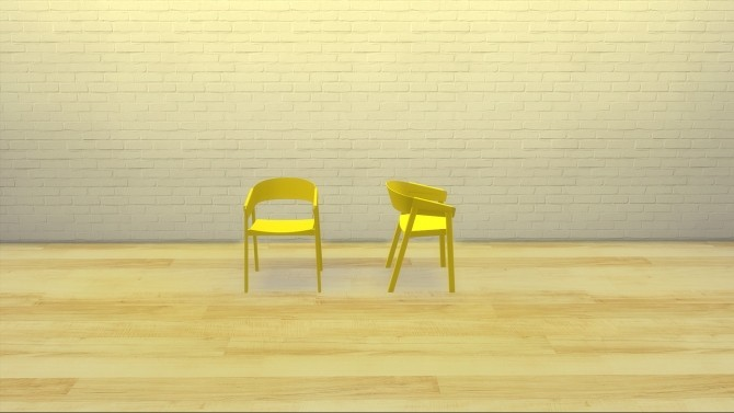Cover chair (Pay) at Meinkatz Creations image 1685 670x377 Sims 4 Updates