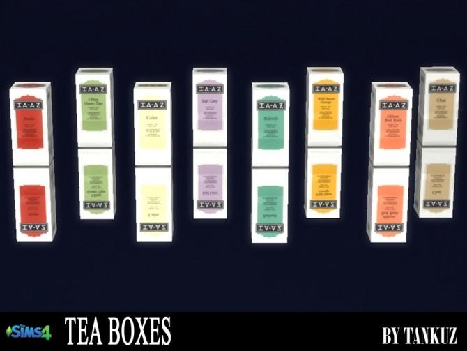 Tea Boxes at Tankuz Sims4 image 17210 670x503 Sims 4 Updates