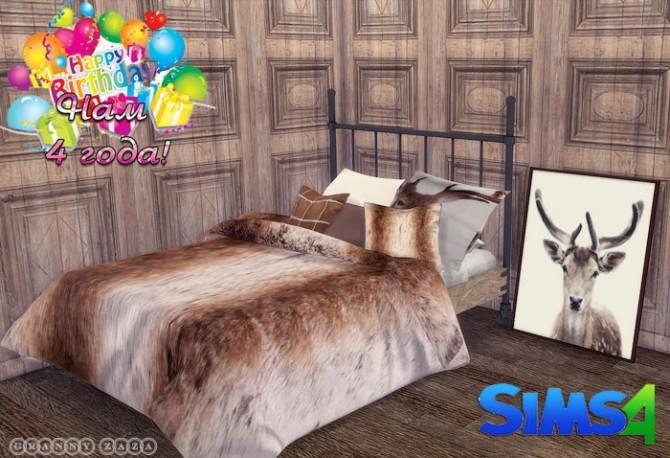 Sims 4 Decor Set by GrannyZaza at Ladesire