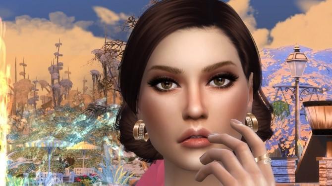 Sims 4 Miranda by Elena at Sims World by Denver