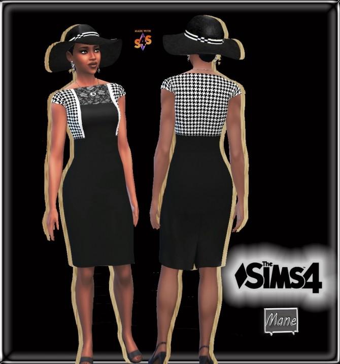 Sims 4 Outfit at El Taller de Mane