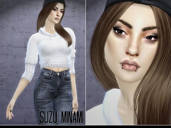 Suzu Minami by Pralinesims at TSR image 1820 Sims 4 Updates