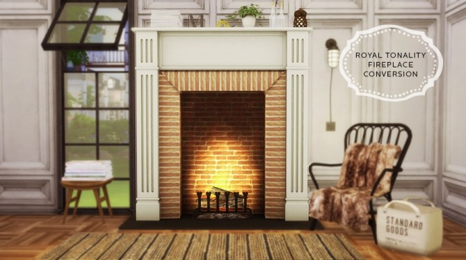 Fireplace 187 Sims 4 Updates 187 Best Ts4 Cc Downloads 187 Page
