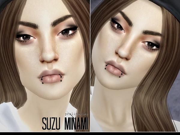 Suzu Minami by Pralinesims at TSR image 1919 Sims 4 Updates