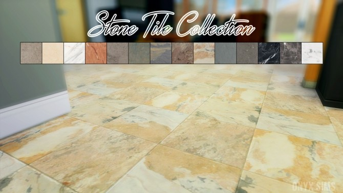 Onyx Stone Flooring : Stone tile collection at onyx sims updates