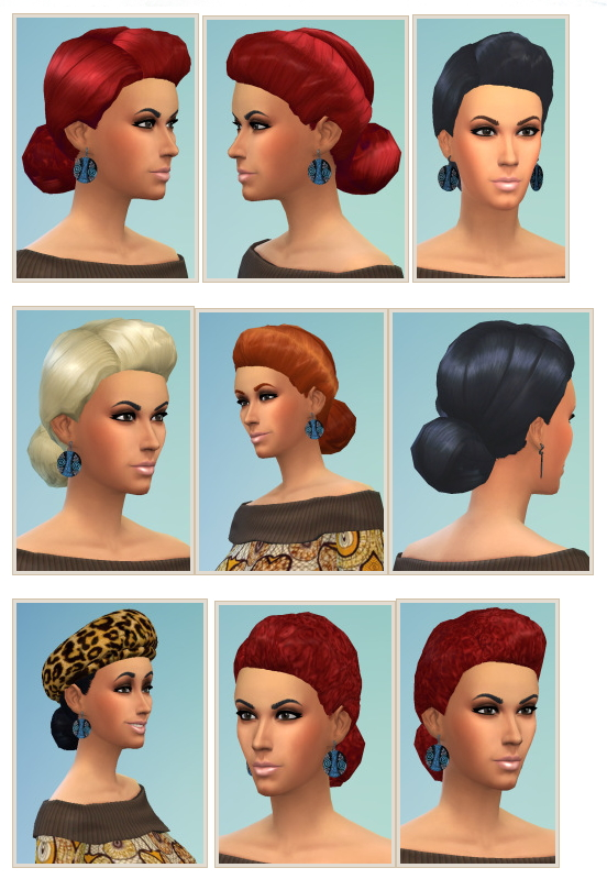 Sims 4 Ella Hair at Birksches Sims Blog