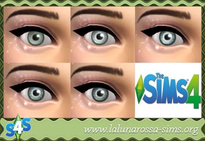 Cool Green Eyes at LaLunaRossa image 20011 670x461 Sims 4 Updates
