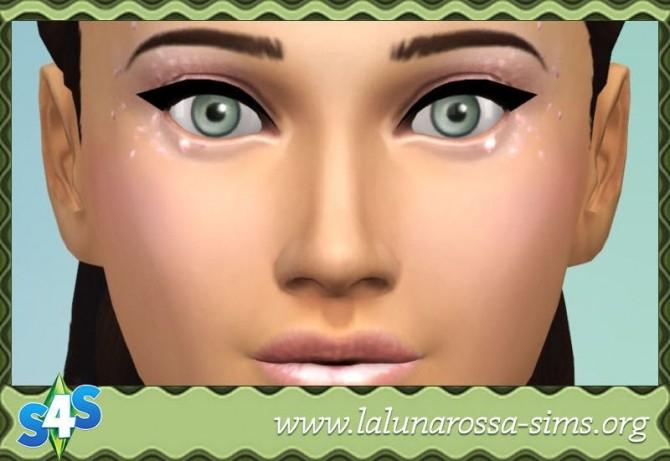 Cool Green Eyes at LaLunaRossa image 2014 670x461 Sims 4 Updates