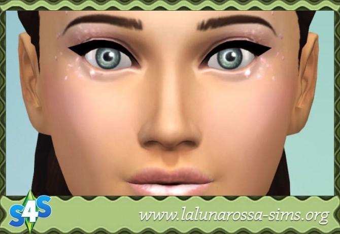 Cool Green Eyes at LaLunaRossa image 2032 670x461 Sims 4 Updates